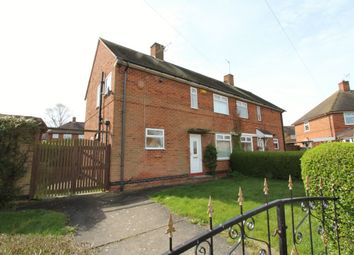 Thumbnail 3 bed semi-detached house to rent in Birchwood Road, Wollaton, Nottingham
