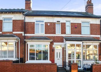 Thumbnail 3 bed terraced house for sale in Doris Road, Sparkhill, Birmingham