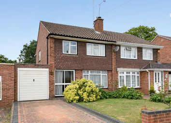 Thumbnail 3 bed semi-detached house for sale in St. Saviours Road, Reading