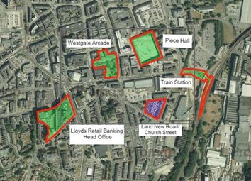 Thumbnail Land for sale in Land, New Road/ Church Street, Halifax