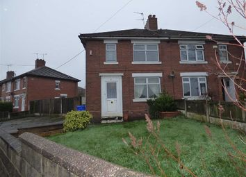 Thumbnail 3 bedroom semi-detached house for sale in Leacroft Road, Meir, Stoke-On-Trent