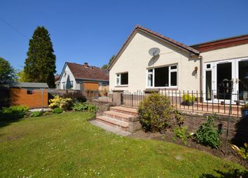 Thumbnail 4 bed detached bungalow for sale in 166 Balmalloch Road, Kilsyth, Glasgow