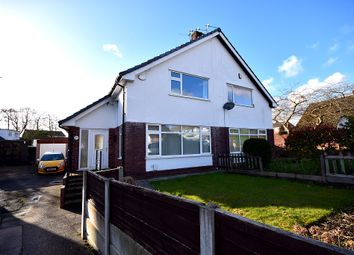Thumbnail 2 bed semi-detached house for sale in Gellert Road, Westhoughton