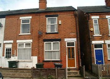 Thumbnail 2 bedroom terraced house to rent in St. Albans Road, Arnold, Nottingham