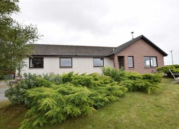 Thumbnail 4 bed detached bungalow for sale in Laide, Achnasheen, Ross-Shire