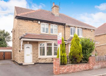 3 Bedrooms Semi-detached house for sale in Poplar Grove, Pontefract WF8