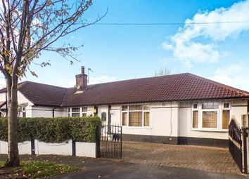 Thumbnail 3 bed bungalow for sale in Snowden Avenue, Urmston, Manchester, Greater Manchester