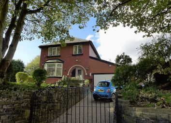 Thumbnail 3 bed detached house for sale in Buckley Lane, Whitefield, Manchester