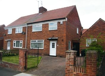Thumbnail 3 bedroom semi-detached house to rent in Ocean View, Ryhope, Sunderland