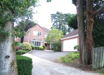 Thumbnail 4 bed detached house for sale in Carlton Road, Headley Down, Hampshire