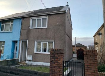 Thumbnail 2 bed end terrace house for sale in Beaufort Road, Tredegar, Blaenau Gwent