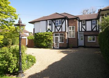 4 bed semi-detached house for sale in School Lane, Fetcham, Leatherhead KT22