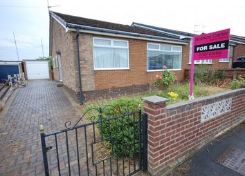 Thumbnail 2 bed bungalow for sale in Cromwell Avenue, Loftus, Saltburn-By-The-Sea