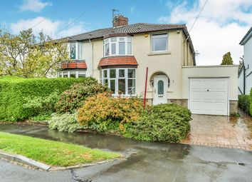 Thumbnail 3 bed semi-detached house for sale in The Quadrant, Totley Rise, Sheffield