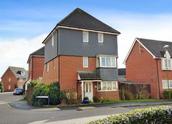 4 bed detached house for sale in Olliver Acre, Wick, Littlehampton BN17