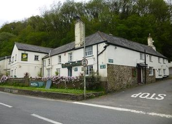 Thumbnail Pub/bar for sale in Rising Sun Hotel, Umberleigh, Nr Barnstaple, Devon