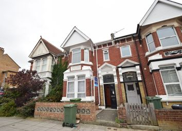 Thumbnail 3 bed flat to rent in London Road, Portsmouth