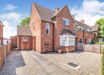 2 bed end terrace house for sale in Davenport Avenue, Oadby, Leicester LE2