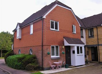 Thumbnail 1 bed end terrace house for sale in Friary Court, Woking