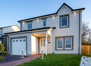 Thumbnail 4 bedroom detached house for sale in Dumbarton Drive, Glenboig