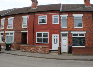 Thumbnail 3 bed terraced house to rent in Barker Street, Huthwaite, Sutton-In-Ashfield