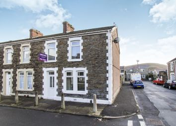 Thumbnail 3 bed end terrace house for sale in James Street, Port Talbot