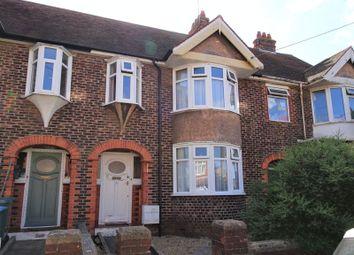 Thumbnail 3 bedroom terraced house for sale in Maxwell Road, Littlehampton