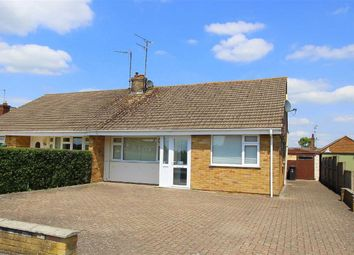 Thumbnail 2 bed semi-detached bungalow for sale in Meadowcroft, Swindon, Wiltshire