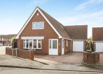 Thumbnail 3 bed detached house for sale in St Margarets Avenue, Skegness, Lincolnshire