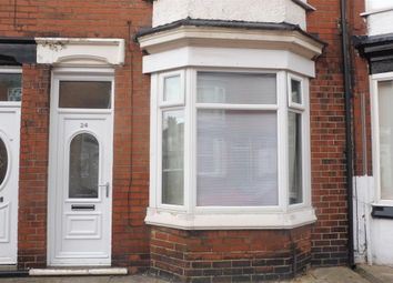 Thumbnail 2 bed property to rent in Berner Street, Middlesbrough