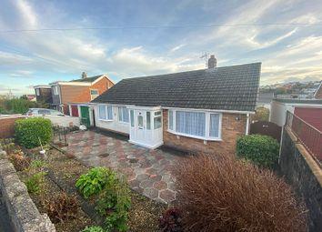 Thumbnail 3 bed bungalow for sale in West Cross Lane, West Cross, Swansea