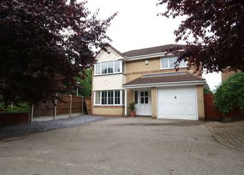 Thumbnail 4 bedroom detached house for sale in Royalist Drive, Dussindale, Norwich