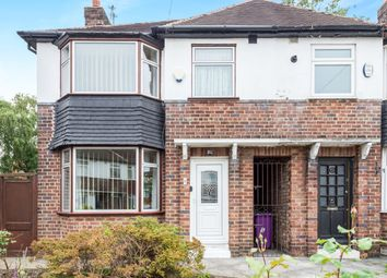 Thumbnail 3 bed end terrace house for sale in Molesworth Grove, Broadgreen, Liverpool