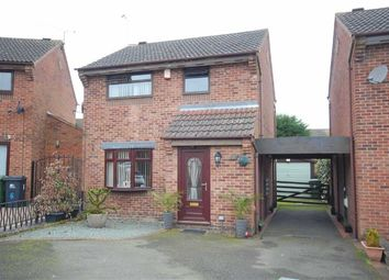 Thumbnail 3 bedroom detached house for sale in Horton Close, Swanwick, Alfreton