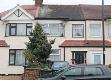 Thumbnail 4 bed terraced house for sale in Newbury Avenue, Enfield
