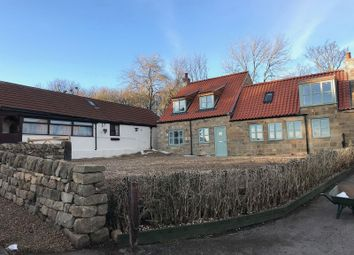 Thumbnail 5 bed detached house to rent in Sledgates, Fylingthorpe, Whitby