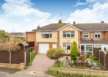 Thumbnail 4 bed semi-detached house for sale in Lodge Road, Rushden
