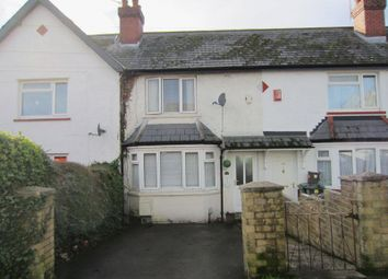 Thumbnail 2 bedroom terraced house for sale in Parker Road, Cardiff