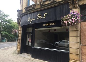 Thumbnail Retail premises for sale in 5 Ryburn Buildings, West Street, Sowerby Bridge, West Yorkshire
