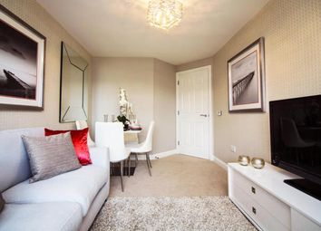 Thumbnail 2 bed flat for sale in Annick Road, Irvine