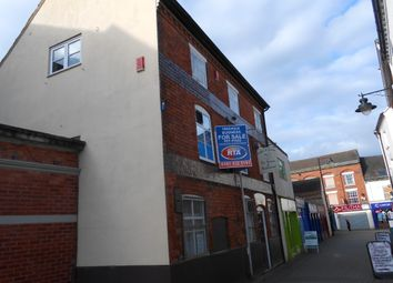 Thumbnail Restaurant/cafe for sale in 4A Bell Street, Wellington, Telford