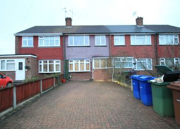 Thumbnail 3 bed terraced house to rent in Havis Road, Stanford Le Hope, Essex