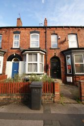 Thumbnail 7 bed terraced house to rent in Meanwood Road, Meanwood, Leeds