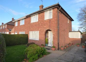 Thumbnail 3 bed semi-detached house for sale in Mill Lane, Louth