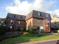 Thumbnail 2 bed flat to rent in Keir Street, Bridge Of Allan, Stirling
