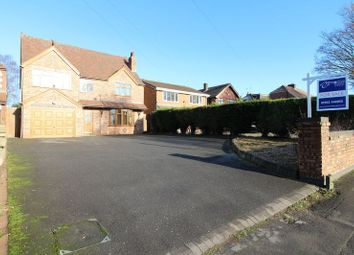 Thumbnail 5 bedroom detached house for sale in Wood Lane, Willenhall