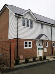 Thumbnail 3 bedroom end terrace house to rent in Ash Road, Ash, Sevenoaks