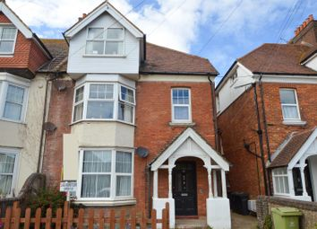 Thumbnail 2 bed flat for sale in Jameson Road, Bexhill-On-Sea