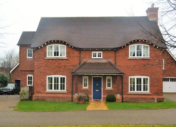 Thumbnail 4 bed detached house for sale in Wychwood Park, Weston, Crewe