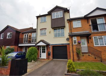 Thumbnail 3 bed terraced house for sale in Roman Wharf, Lincoln